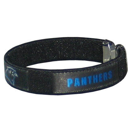 Carolina Panthers Fan Bracelet