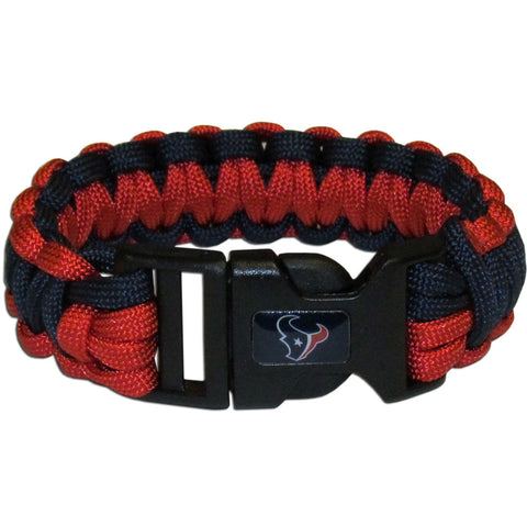 Houston Texans Survivor Bracelet