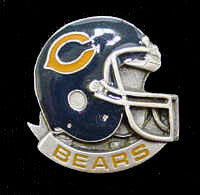 Chicago Bears Team Pin