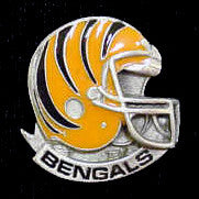 Cincinnati Bengals Team Pin