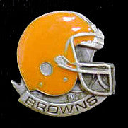 Cleveland Browns Team Pin