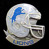 Detroit Lions Team Pin