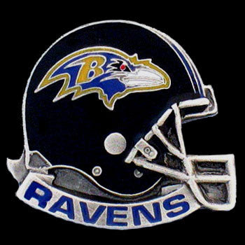 Baltimore Ravens Team Pin