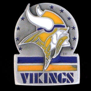 Minnesota Vikings Team Pin