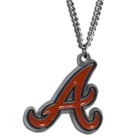 Atlanta Braves Chain Necklace