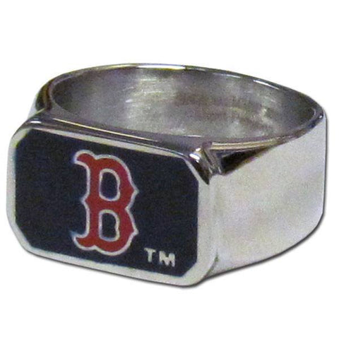 Boston Red Sox Steel Ring