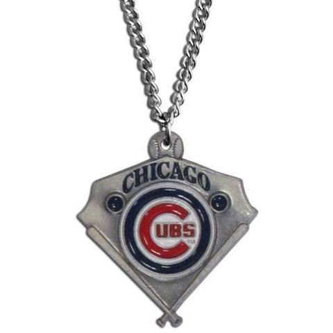 Chicago Cubs Classic Chain Necklace