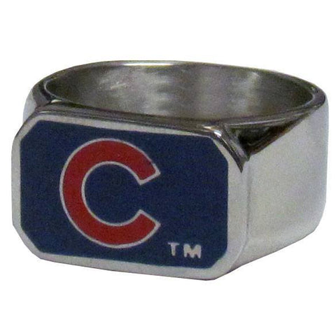 Chicago Cubs Steel Ring