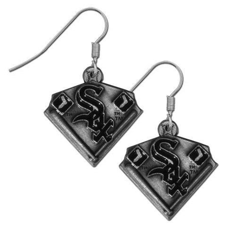 Chicago White Sox Classic Dangle Earrings