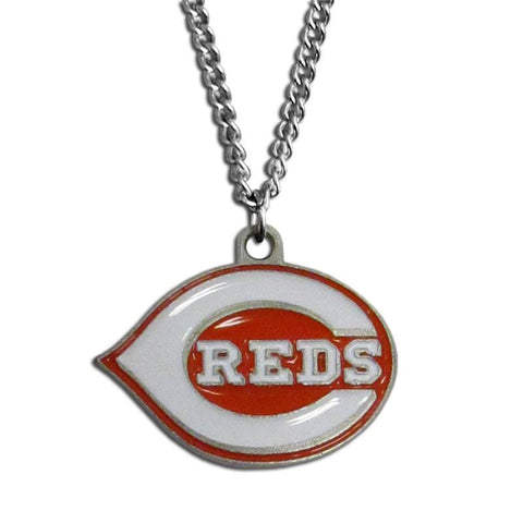 Cincinnati Reds Chain Necklace