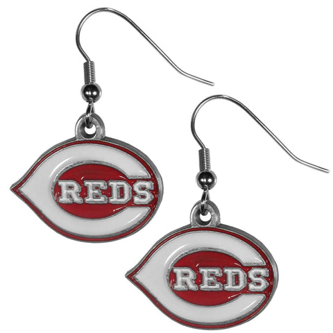 Cincinnati Reds Dangle Earrings