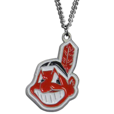 Cleveland Indians Chain Necklace