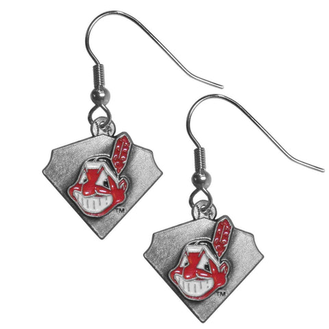 Cleveland Indians Classic Dangle Earrings