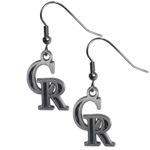 Colorado Rockies Dangle Earrings