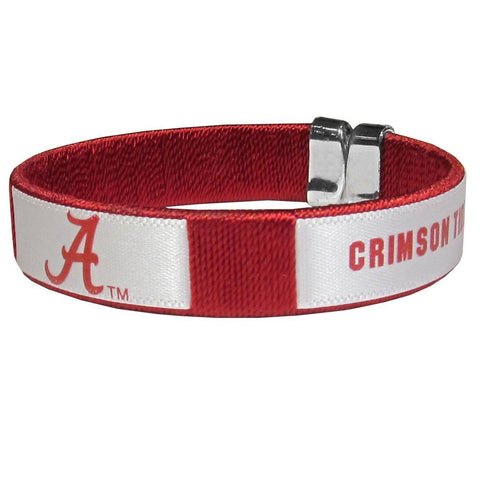 Fan Bracelet - Alabama Crimson Tide Fan Bracelet