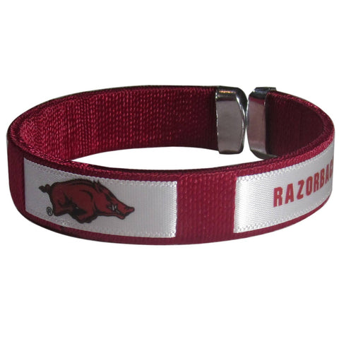 Fan Bracelet - Arkansas Razorbacks Fan Bracelet