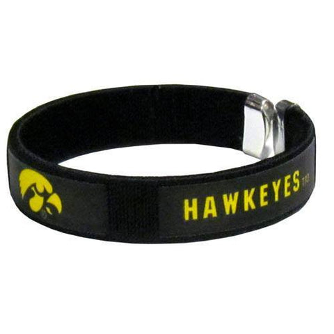 Fan Bracelet - Iowa Hawkeyes Fan Bracelet