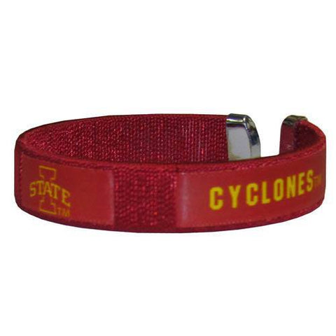 Fan Bracelet - Iowa St. Cyclones Fan Bracelet