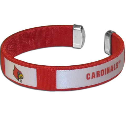 Fan Bracelet - Louisville Cardinals Fan Bracelet