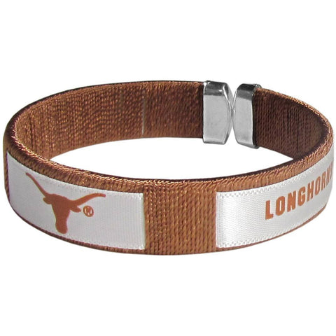 Fan Bracelet - Texas Longhorns Fan Bracelet