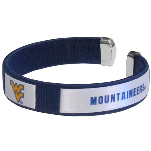 Fan Bracelet - W. Virginia Mountaineers Fan Bracelet