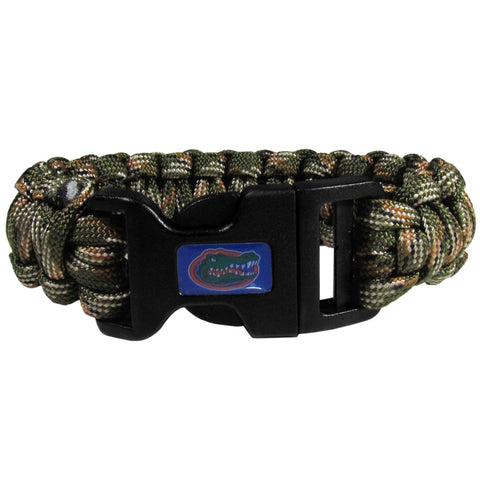 Florida Gators Camo Survivor Bracelet