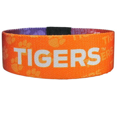 Stretch Bracelets - Clemson Tigers Stretch Bracelets