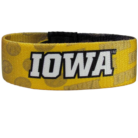 Stretch Bracelets - Iowa Hawkeyes Stretch Bracelets
