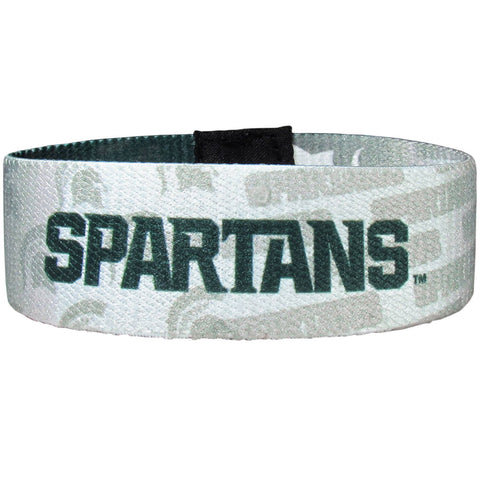 Stretch Bracelets - Michigan St. Spartans Stretch Bracelets
