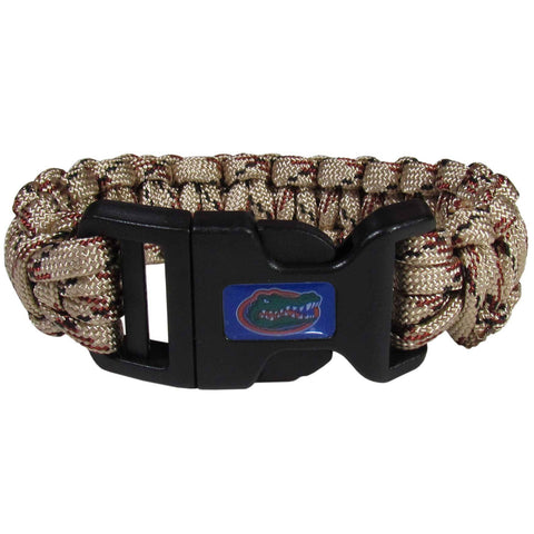 Survivor Bracelet - Florida Gators Camo Survivor Bracelet