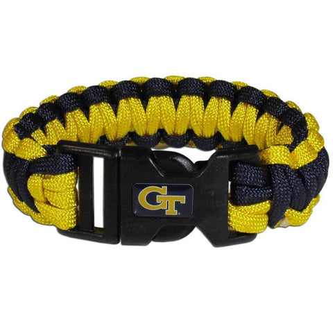 Survivor Bracelet - Georgia Tech Yellow Jackets Survivor Bracelet