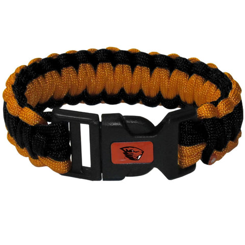 Survivor Bracelet - Oregon St. Beavers Survivor Bracelet