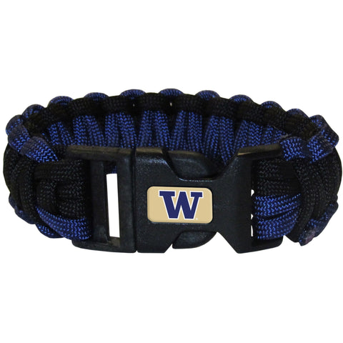 Survivor Bracelet - Washington Huskies Survivor Bracelet