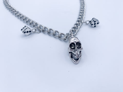 Deathly necklace