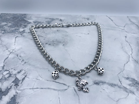 Hard Luck necklace