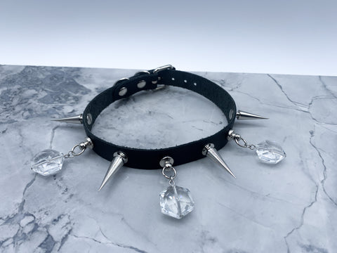 Ice Princess collar