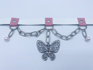 Butterfly collar