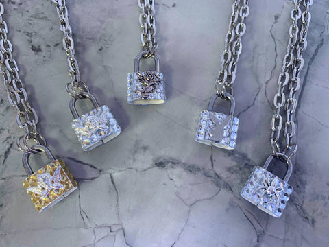 Diamond Lock chain
