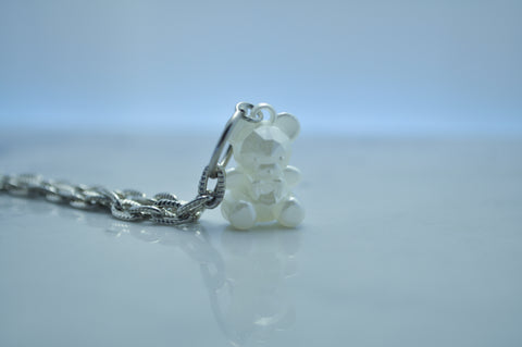 Frozen Bear necklace