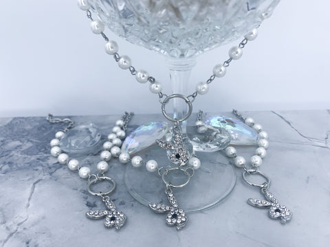 PlayAngel pearl necklace