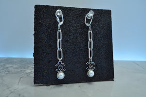 N°5 Hard chain earrings