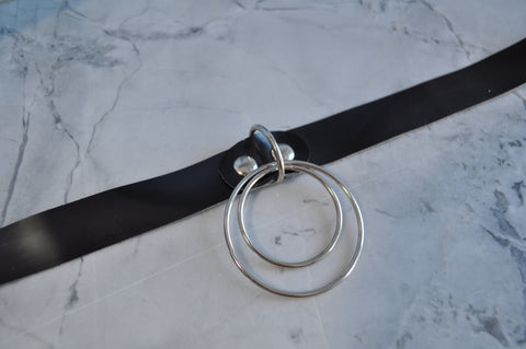 Double ring collar