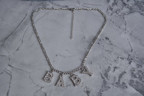 Diamond Baby necklace
