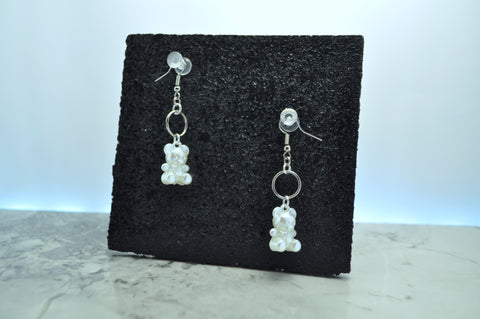 Frozen Bear earrings