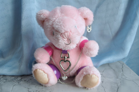 Pinky the teddy
