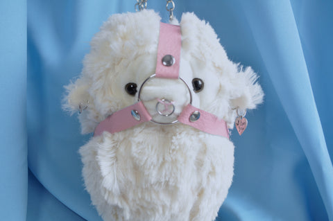 Fluffy Lamb purse
