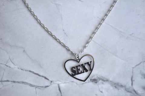 Sexy Heart necklace