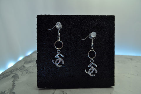 N°5 earrings
