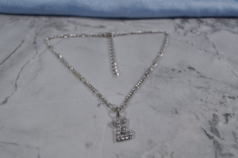 Simple Louis Diamond necklace