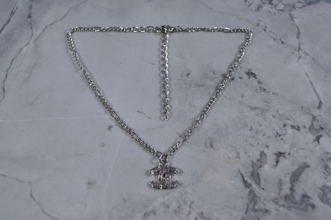 Diamond N°5 necklace